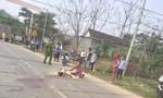 Ô tô va chạm xe máy, 1 người tử vong