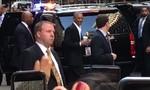 Obama bất ngờ xuất hiện ở New York, được người dân chào đón nồng nhiệt