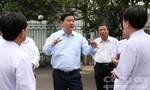 Bí thư Đinh La Thăng: 'BV Ung Bướu phải nâng cao chẩn đoán, dự báo ung thư'