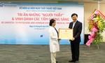 """Kỷ niệm 62 năm ngày thầy thuốc Việt Nam  tri ân những """"người thầy"""" & vinh danh các tấm gương sáng"""