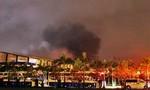 Vụ cháy ở Công ty ô tô Trường Hải: Chữa cháy kịp thời, hạn chế tối đa thiệt hại