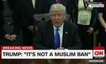 Đến lượt thẩm phán ở Seattle chặn lệnh cấm nhập cư của Trump