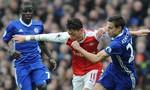 Ozil la mắng đồng đội thiếu tôn trọng cổ động viên