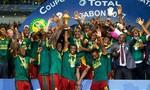 Cameroon lần thứ 5 vô địch Châu Phi