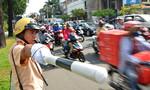 CSGT TP.HCM ra quân đảm bảo an toàn giao thông sau Tết