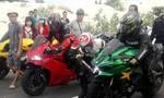 Xử lý nghiêm vụ đua xe mô tô khủng gây tai nạn ở Bàu Trắng