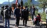 Phát hiện thi thể nam thanh niên tại khu vực hồ Tuyền Lâm