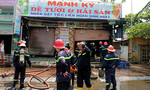 Cháy quán nhậu ở Sài Gòn, 3 người thoát chết