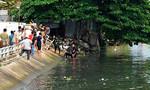 Thiếu nữ thả mình xuống kênh tự tử ở Sài Gòn