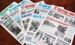 Nội dung Báo CATP ngày 9-2-2017: Đoạt vé máy bay bằng trò bịp