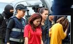 Đoàn Thị Hương bị buộc tội mưu sát, đối mặt với án tử hình