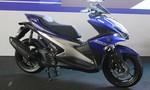 Yamaha trình làng NVX 125, giá bán 40,99 triệu đồng