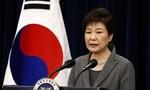 Tòa Hàn Quốc đồng ý phế truất tổng thống Park Geun Hye
