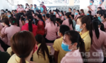 Hơn 1.000 công nhân đình công ở Vĩnh Long