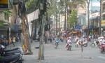 TP.HCM: Tạm giữ 3 đối tượng đâm tài xế GrabBike trên phố