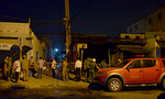 TP.HCM: Cháy trại hòm, 4 người chết thảm