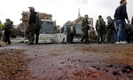 Tổ chức liên quan Al-Qaeda nhận trách nhiệm vụ đánh bom kép ở Syria