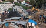 Bãi rác khổng lồ đổ sụp khiến 48 người chết ở Ethiopia