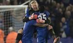 Champions League sáng 15-3: Leicester tạo cú sốc