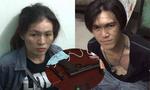 Bình Dương: Bắt cặp nam nữ ra đường mang theo súng