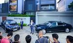 Mercedes Việt Nam trình làng bộ đôi Maybach S400 và S500
