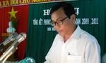 Phú Yên kỷ luật khiển trách Phó Chủ tịch UBND huyện Sơn Hòa