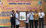 Chi hội từ thiện Minh Tâm khám bệnh miễn phí cho 950 người nghèo