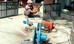 Dân Sài Gòn đua nhau làm thang thay thế cho bậc tam cấp bị tháo dỡ
