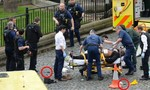 Vụ tấn công ở tòa nhà quốc hội Anh: 5 người thiệt mạng