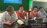 Họp báo vụ cháy công ty Kwong Lung- Meko: Không có thiệt hại về người