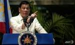 Tổng thống Philippines tuyên bố có thể chia sẻ tài nguyên biển với Trung Quốc