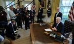 Trump bị quốc hội bác dự thảo luật chăm sóc sức khỏe