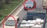 Truy tìm 4 ô tô nối đuôi ngược chiều trên cao tốc