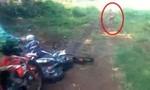CLIP: 'Người rừng' xuất hiện bí ẩn gây xôn xao ở Indonesia