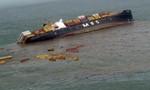 Vũng Tàu: Hai tàu va chạm, 9 người mất tích