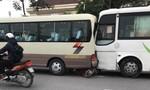 Tai nạn liên hoàn ở Hà Nội  khiến một người nguy kịch