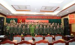 Huấn luyện An ninh mạng cho cán bộ, chiến sỹ trong lực lượng Công an nhân dân