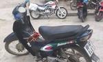 Dùng xe máy vận chuyển ma túy chống trả cảnh sát