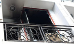 Hàng trăm thiết bị điện phát nổ vì cháy nhà 3 tầng
