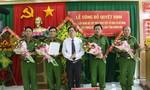 Khánh Hòa thành lập Đảng bộ cấp trên cơ sở trực tiếp tổ chức cơ sở đảng Cảnh sát PCCC