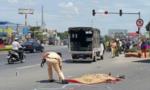 Hai người thiệt mạng dưới bánh xe đầu kéo