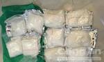 Kiều nữ sa lưới cùng hơn 23.000 viên thuốc lắc