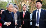 Cố đô Huế đón Vua và Hoàng hậu Nhật Bản