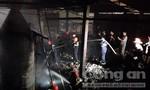 Cháy lớn tại nhà máy sản xuất giấy Như Ý