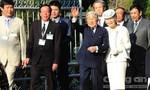Nhật hoàng cảm kích trước sự chào đón của người dân Huế