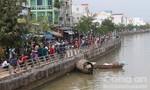 Phát hiện thi thể người phụ nữ trôi sông