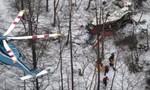 Máy bay rơi ở Nhật khiến 9 người chết
