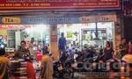 Nhóm côn đồ chém công an, đập phá quán ăn ở Sài Gòn sa lưới