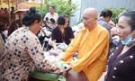 Tấm lòng nhân ái của Viện chủ hòa thượng chùa Giác Huệ