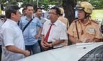 Tổng quan đợt kiểm tra, xử phạt lấn chiếm vỉa hè của Đoàn UBND Q.1